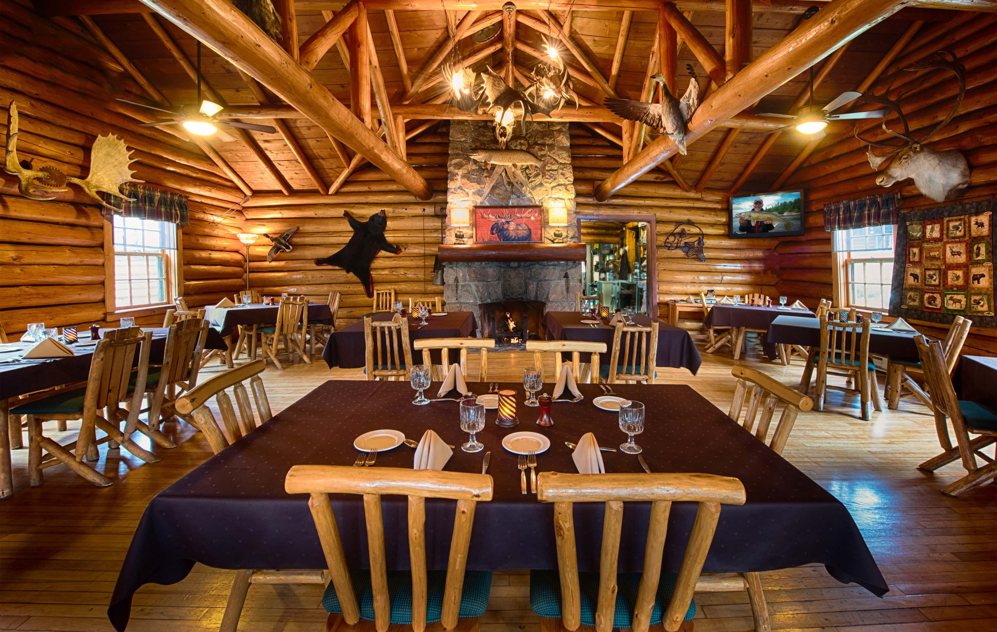 fishing hunting lodge camp resort marketing plan