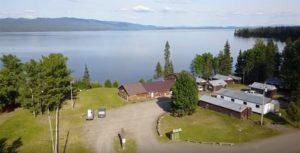 babine lodge for sale