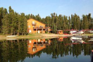 Churchill-River-Saskatchewan-Fishing-Hunting-Lodge-For-Sale
