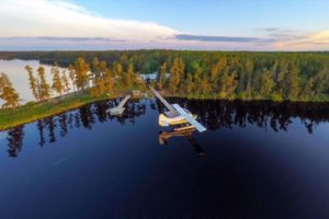 Northwestern-Ontario-Fly-In-Fishing-Resort-Two-Outpost-Cabins-For-Sale-1