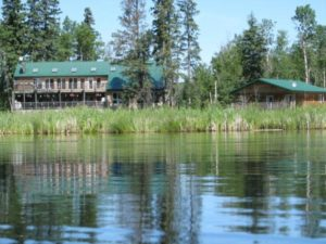 Saskatchewan fishing lodge for sale