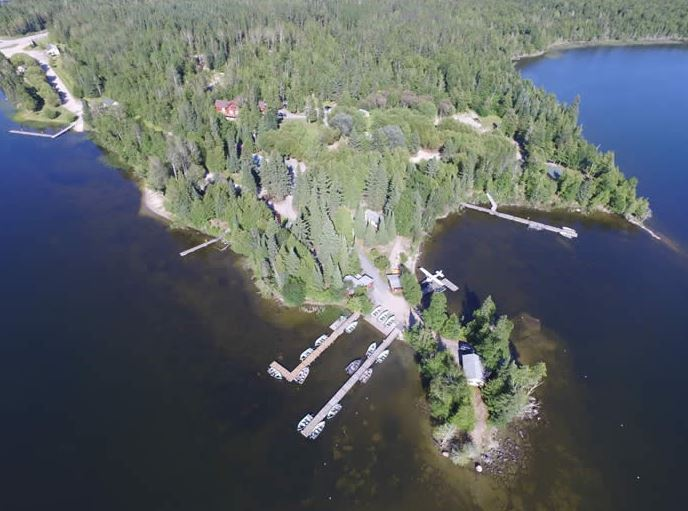 Northwestern Ontario Fishing & Hunting Lodge For Sale
