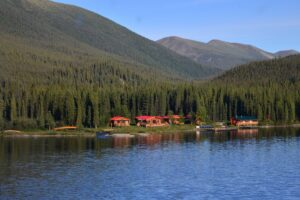Yukon Fly-in Lodge For Sale
