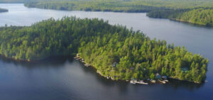 Quebec Canada Fishing Lodge For Sale