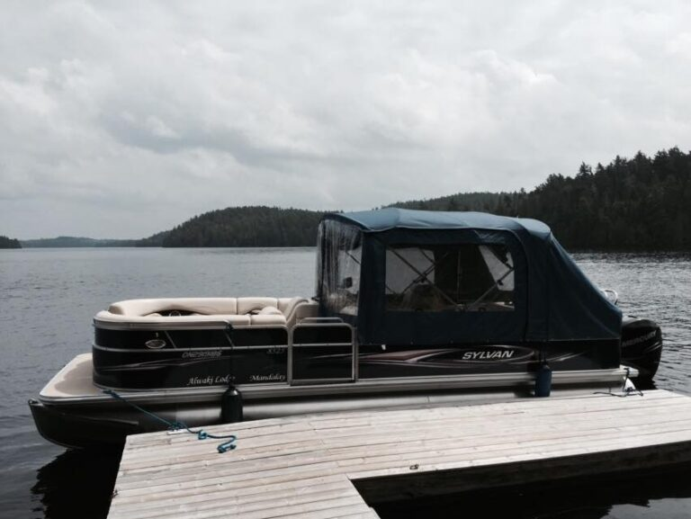 Kipawa Quebec, Canada Fishing Lodge For Sale 21