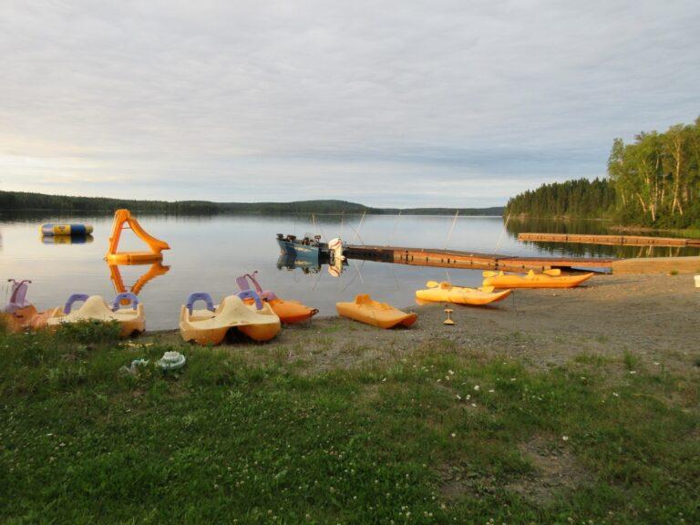 Northwestern Ontario Fishing & Hunting Resort For Sale 2