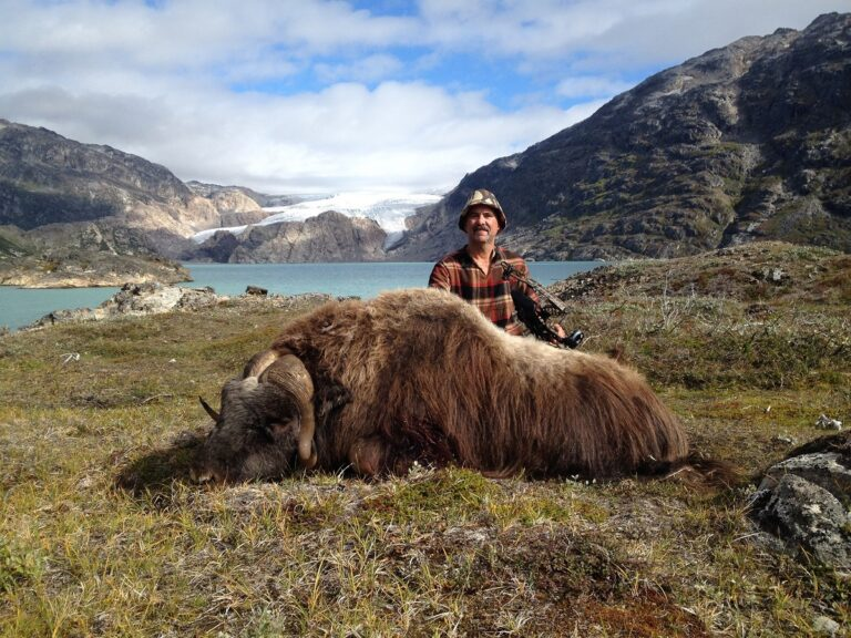 Greenland Hunting Outpost For Sale