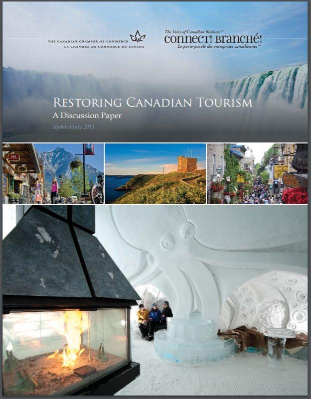 Restoring Canadian Tourism