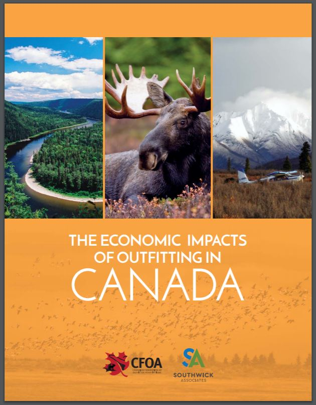 The Economic Impacts of Outfitting in Canada