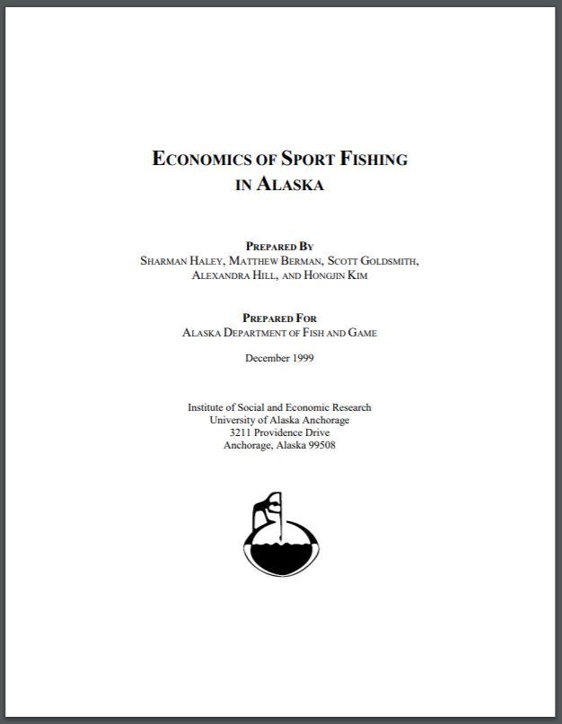 The Economics of Sport Fishing in Alaska