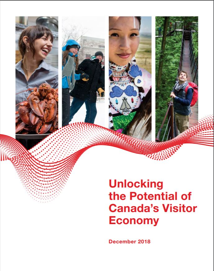 Unlocking the Potential of Canada's Visitor Economy