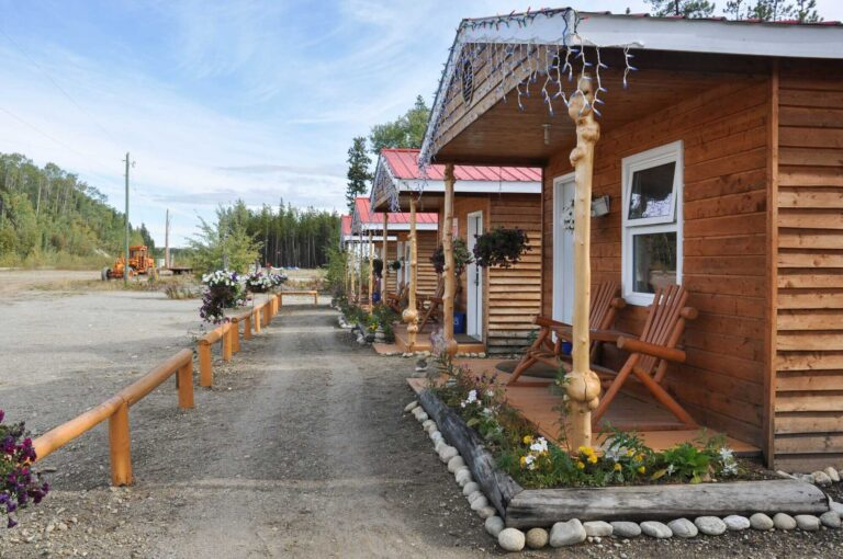 Yukon Resort For Sale 1
