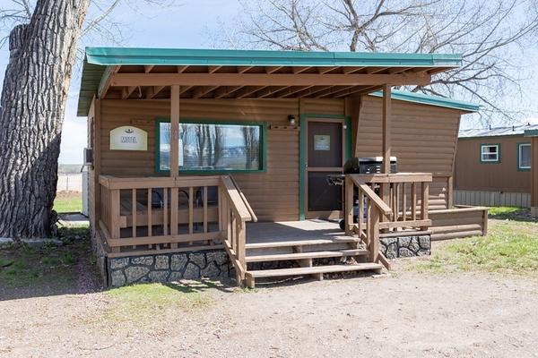 Cottonwood Camp cabin best