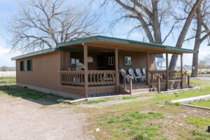 Cottonwood Camp large cabin