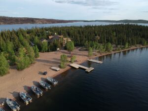 Saskatchewan Fishing Lodge