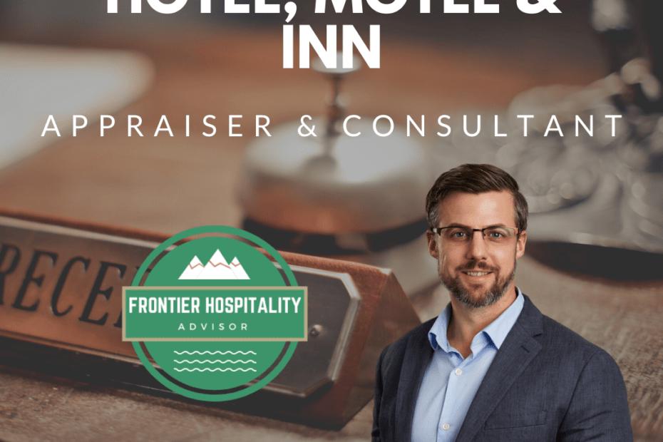 Hotel Motel Inn Appraiser Realtor Consultant