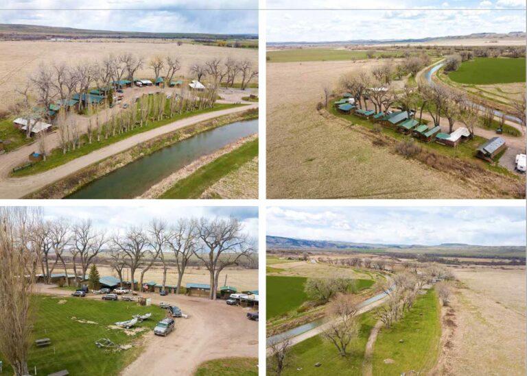 Montana Fishing Lodge For Sale