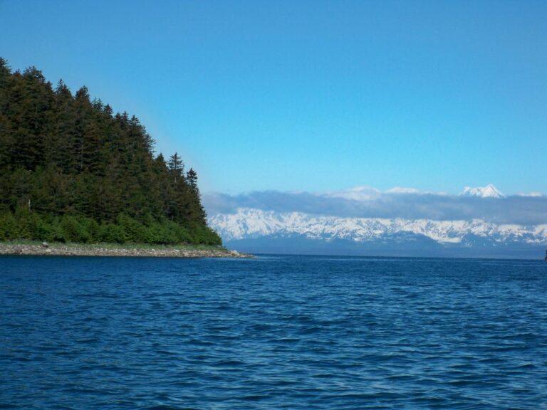 Alaska Fishing Lodge For Sale
