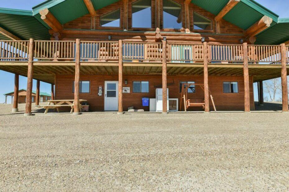 Alberta Lodge For Sale 1