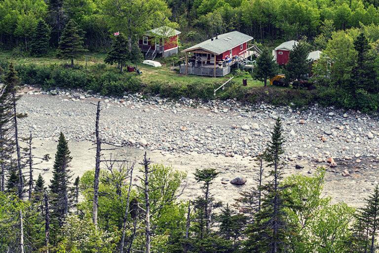 Newfoundland Fishing Lodge For Sale