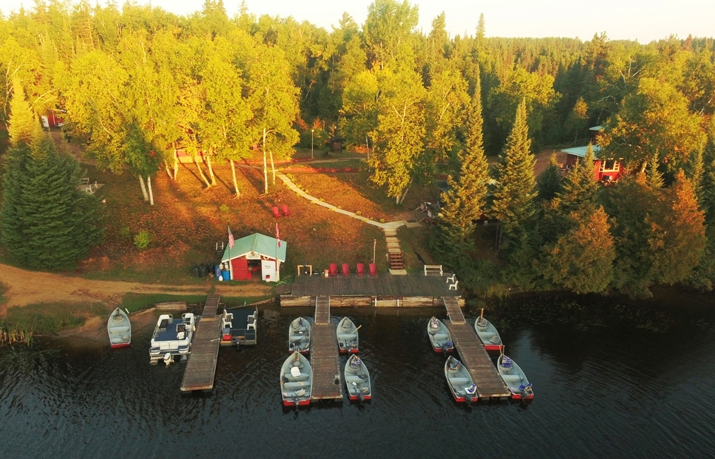 Ontario Canada Fishing Hunting Lodge For Sale