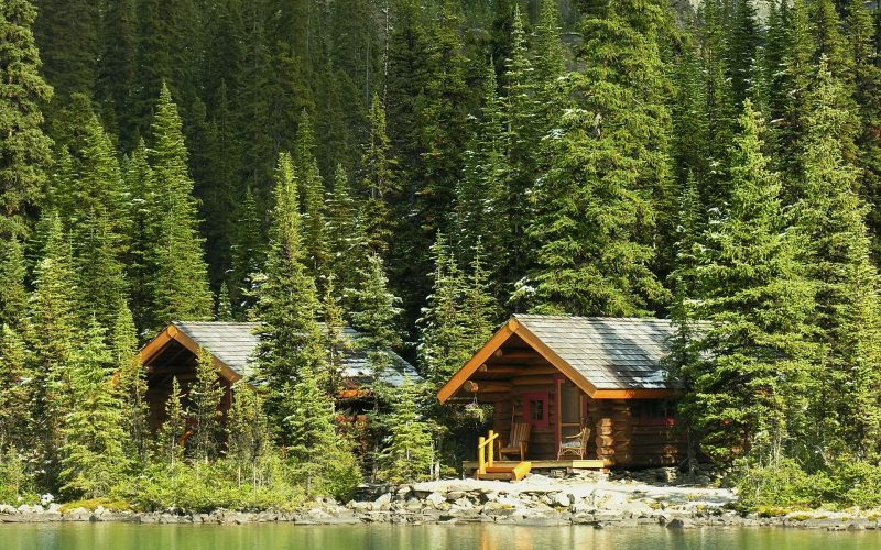 Fishing & Hunting lodge camp and resort real estate and marketing service